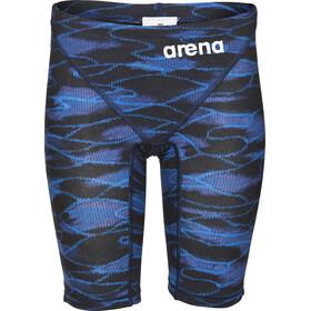 arena Powerskin ST 2.0 LTD Edition Bathing Trunk Children blue/black